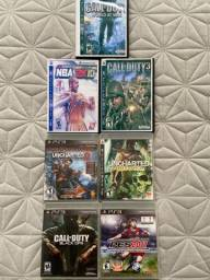 Título do anúncio: Jogos PlayStation