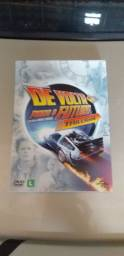 DVD Trilogia De Volta Para o Futuro Novos