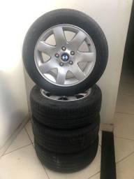 Rodão c/ pneu ARO 16