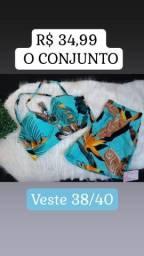 CONJUNTO DE VISCOSE