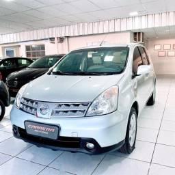 Nissan Livina SL 1.6 16V (flex) - 2011 - A mais nova a venda