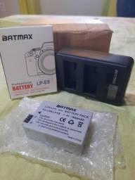 Título do anúncio: Bateria + carregador T3I