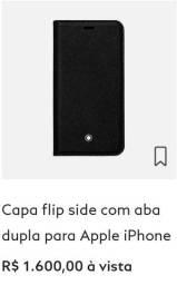 Capa Montblanc Autêntica Iphone
