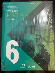 Projeto Telaris História 6o Ano