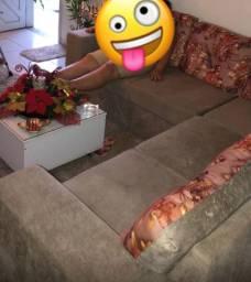 Vendo sofá em L novo sem marcas de uso