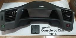 Título do anúncio: Moldura do velocímetro - Civic 2014