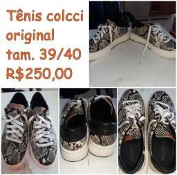 Tênis colcci 39/40