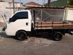 Título do anúncio: Kia Bongo carroceria de Madeira