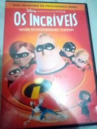 Dvd Os Incríveis