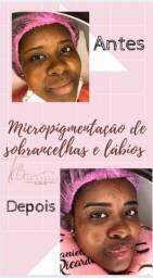 Título do anúncio: Micropigmentação de lábios e sobrancelhas