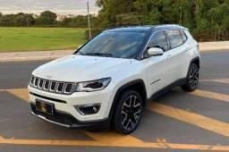 Jeep Compass Limited Flex 2019 - Apenas 25 mil km