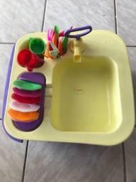 Título do anúncio: Lava louças de brinquedo