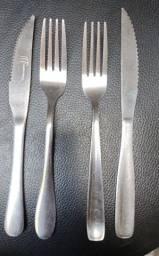 Vendo talheres garfo e faca