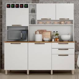 Título do anúncio: Armário Cozinha 06 Portas Compacto. Produto Novo Direto da Fábrica!!!