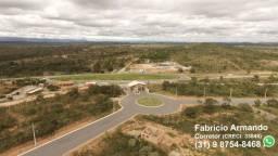 Título do anúncio: Lote de 1.000m² em condomínio entre lagoa santa e serra do cipó (financio)