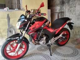 Título do anúncio: Moto CB TWISTER Honda