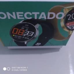 Relógio smartwatch Mondaine