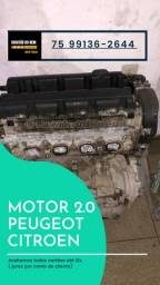 Motor 2.0 Peugeot / Citroen (baixado) ler anúncio