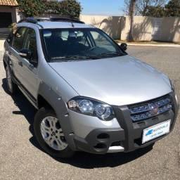 Título do anúncio: Fiat Palio 1.8 Mpi Adventure Weekend 16v Flex 4p Manual 2011