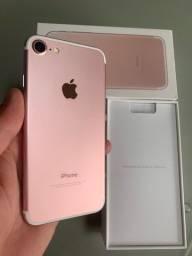 iPhone 7 128GB Rose / Em Ótimo Estado