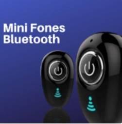 Mini fone via Bluetooth