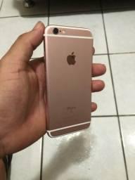 Título do anúncio: iPhone 6s 32gb bateria 100%