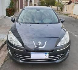 Peugeot 408 Allure 2011 Manual