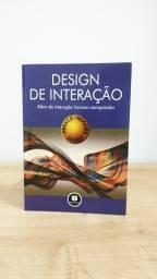Livro: Design de Interação ( seminovo )