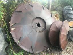 Rodas de ferro para arroz