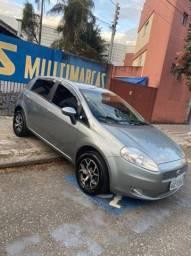 Vendo ou troco Fiat punto , 2010, impecável financio
