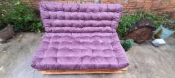 Vendo sofá de Pallet