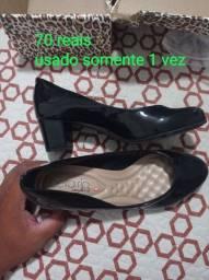 Sapatos femininos tamanho 37/38