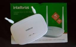 Roteador Intelbras 2 Antenas - 300 mbps