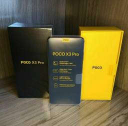 Smartphone Poco X3 Pro + Fone Bluetooth Xiaomi Airdots