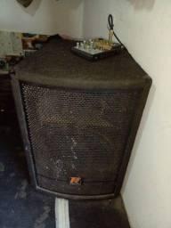 Caixa amplificada stanner 500 wats