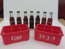 Mini Garrafinha Coca Cola