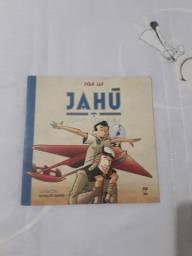 Livro Jahu sonhos com asas