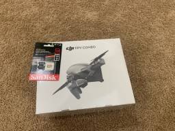 Drone DJI FPV - (NOVO)
