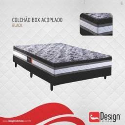 ////Cama Black Acoplado /////