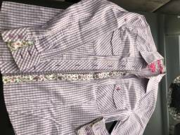 Camisa Dudalina 40