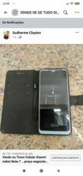 Vendo ou troco Celular Xiaomi redmi Note 7 chama no chat