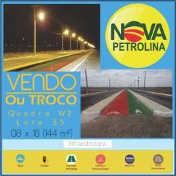 Título do anúncio: Vendo 2 Terrenos - Nova Petrolina