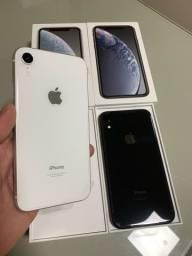 iPhone XR 128GB NOVOS / LACRADOS