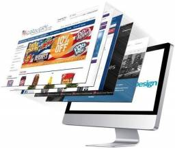 Título do anúncio: Loja virtual e Sites Profissional