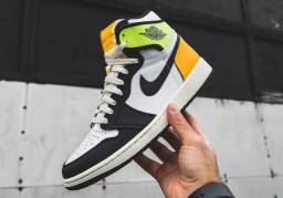 Air Jordan 1 High Volt Gold