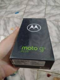 Moto g 9 plus novo lacrado