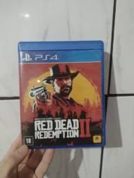 Jogo de PS4 - Red Dead Redemption 2
