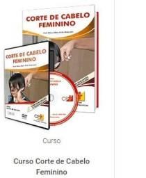 Curso Corte de Cabelo Feminino com certificado