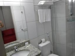 Flat a venda ,em Caldas novas,no Flat Lagoa quente ,1 Quarto, Banheiro , sacada