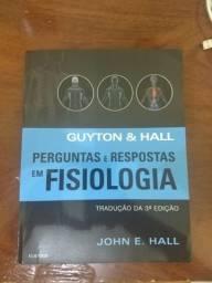 Vendo livro Perguntas e respostas fisiologia